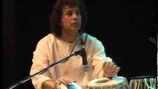 Masters together: Amjad Ali Khan and Zakir Hussain Part 7