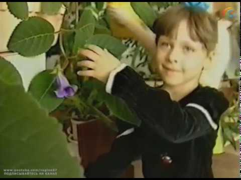 """Видеосюжет о детском саде """"Золотой ключик"""", 1998 год."""