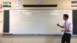 Partial Fractions for Integrating Rational Polynomials