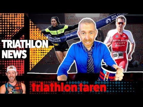 TRIATHLON NEWS April 17, 2018: Alistair Brownlee wins, Tim Don Comeback in Boston Marathon, Giveaway