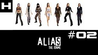 Alias The Game Walkthrough Part 02 [PC]