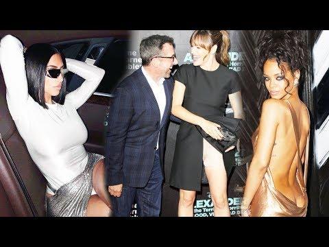 Звездные засветы - Ким Кардашьян, Рианна, Бритни Спирс и другие