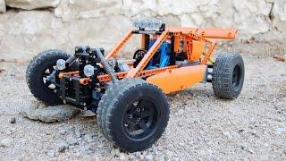 LEGO Spark Raid Buggy with Sbrick VERY FAST!! by Sheepo