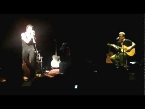 Die Toten Hosen - Draußen vor der Tür  @ Burgtheater Wien (unplugged) 21.6.2012