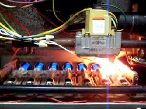 Gas Propane Furnace Startup Sequence  Troubleshooting