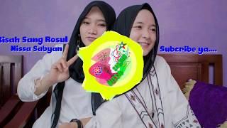 Kisah sang rosul Sholawat Rohatil Athyaru By Nissa Sabyan Lagu Islami 2019