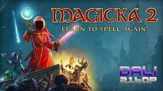 Magicka 2 PC 4K Gameplay 2160p