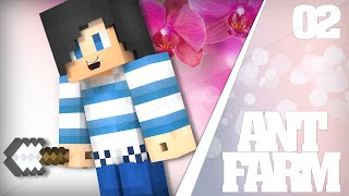 [MINECRAFT] Ant Farm #02 - DIAMOND (ft. TheMissAddict)