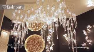 Венский свет  Люстры и светильники Serip Fashion Lighting Salone del Mobile 2015(Люстры и светильники компании Serip уникальны. Семейное предприятие Serip уже более полувека специализируется..., 2015-05-13T12:18:27.000Z)