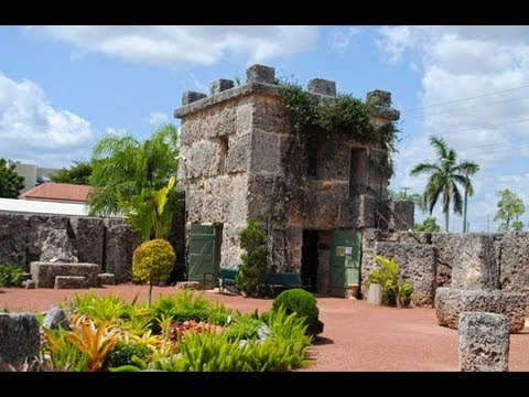 Coral Castle: Video Tour