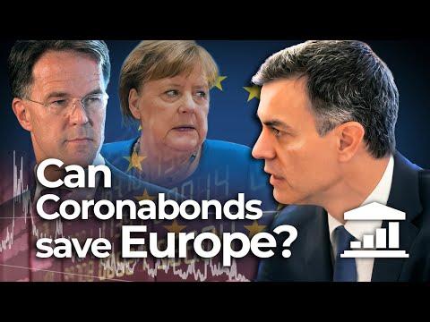 Why does WEALTHY EUROPE oppose CORONA BONDS? - VisualPolitik EN