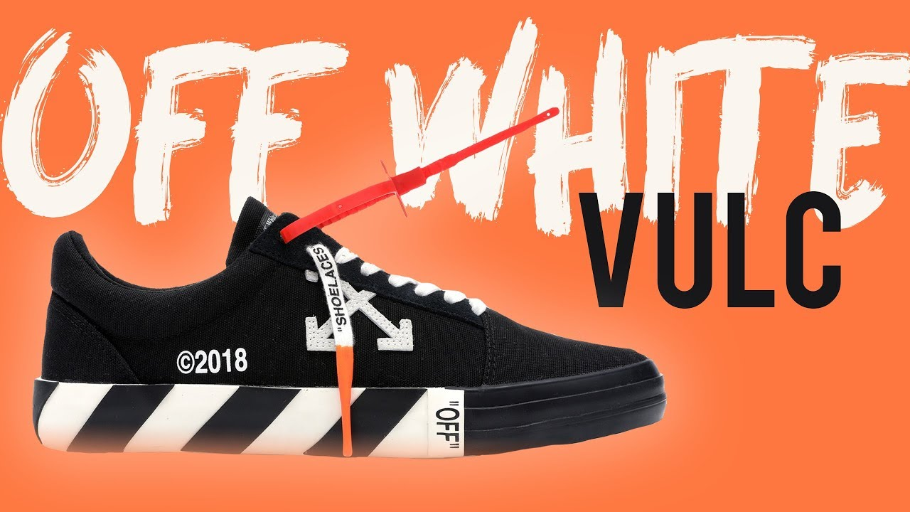 98fa01c3d1f614 Off White Vulc Sneaker Review - YouTube