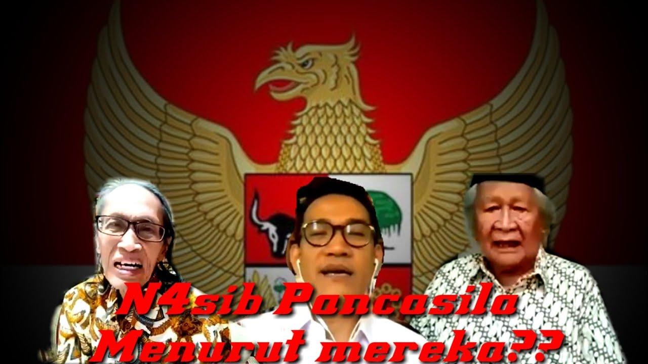 Anhar Gonggong, Refly Harun dan Ridwan Saidi Bicara Pancasila