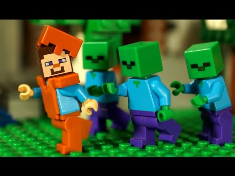 youtube minecraft мультики