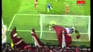 Golazo de Fernando Torres Final Supercopa de Europa 2013 Bayer 0- Chelsea 1