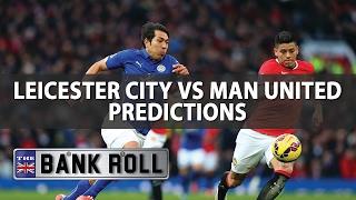 Leicester Vs Man United | Soccer Picks & Predictions | Sun 5th Feb