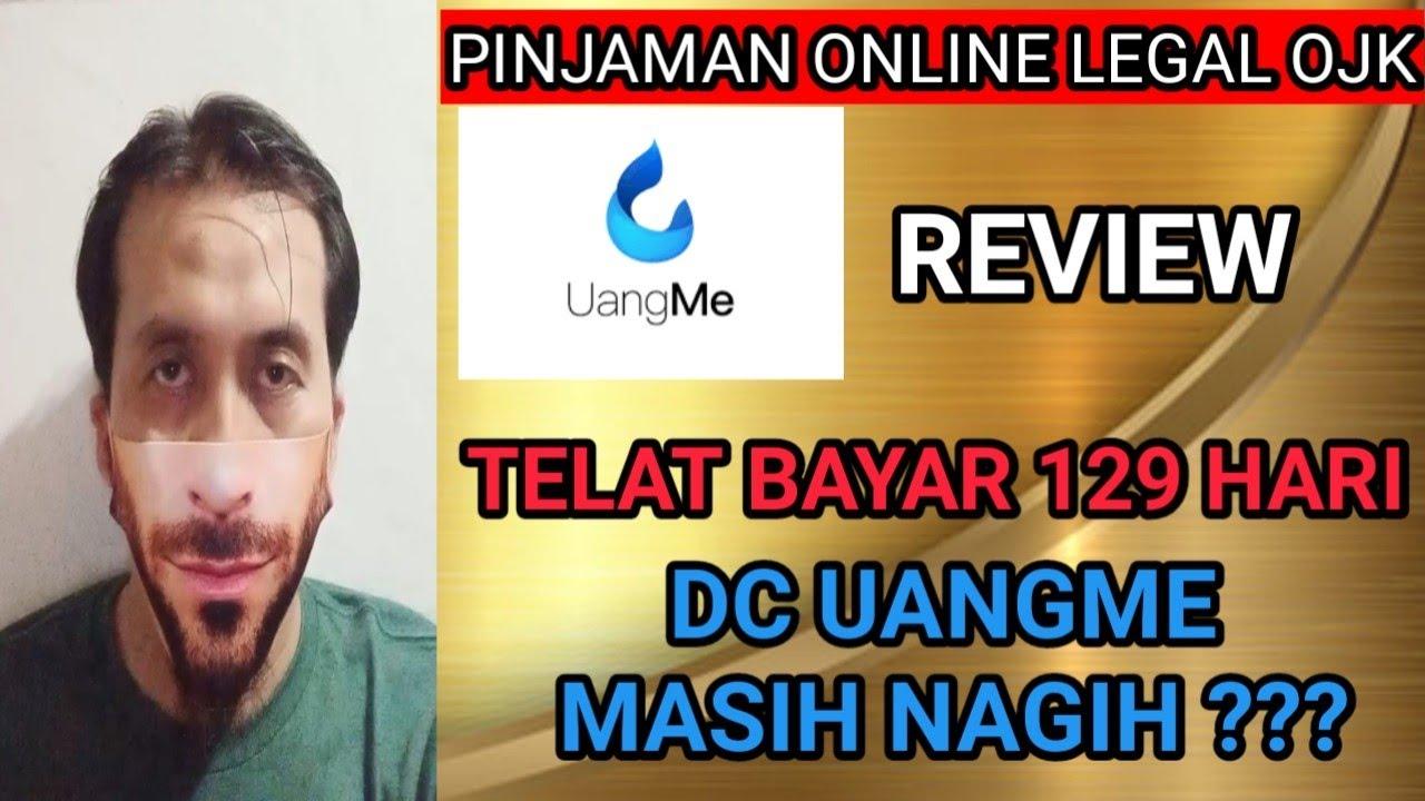 Review Telat Bayar Gagal Bayar 129 Hari Apk Uangme Pinjol Legal Resmi Ojk 2020 Youtube
