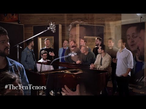 Ed Sheeran's PERFECT (Cover By The TEN Tenors)