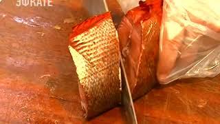 «Рыбак Камчатки» предлагает сочинцам рыбу, морепродукты и красную икру. Новости Эфкате