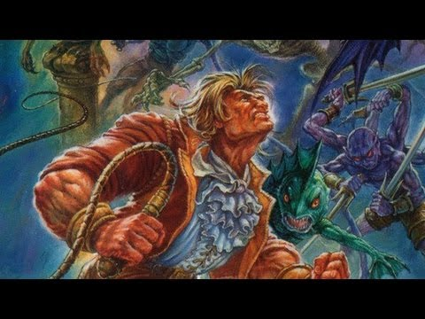 CGRundertow CASTLEVANIA: BLOODLINES for Sega Genesis Video Game Review thumbnail