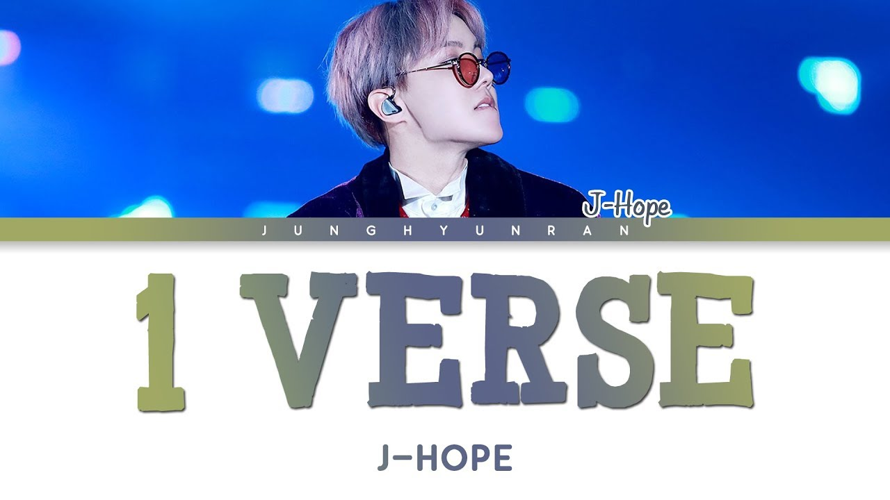 Fans catch BTS' j-hope streaming fan-made lyric video on YouTube