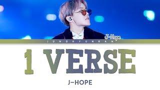 Baixar BTS J-Hope - 1 VERSE 「Han/Rom/Eng Lyrics」