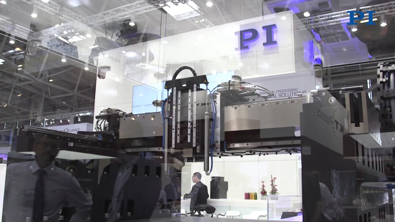 Gantry System - Motion Control for Industrial Precision Automation