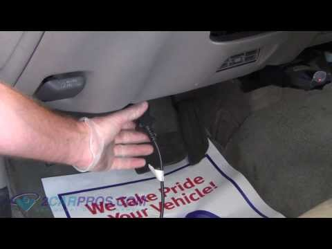 How To Read Trouble Codes GMC Yukon, XL 2000-2006 - YouTube