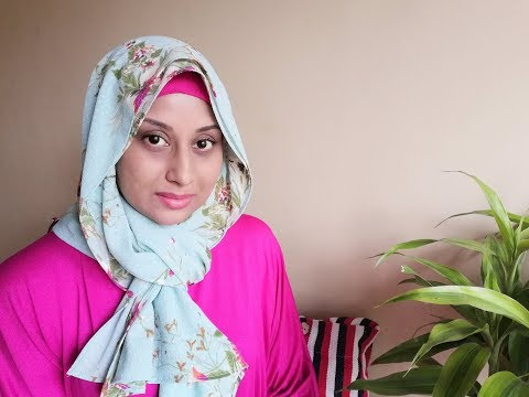 Effortless Hijab Tutorial for Doctors, Nurses, Glasses, Earrings  | Sri Lankan Hijab Stylist / MUA thumbnail