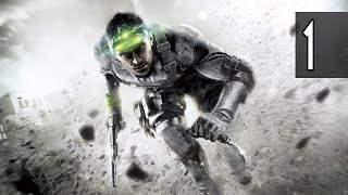 TOM CLANCY'S SPLINTER CELL BLACKLIST - Walkthrough Part 1 Gameplay [1080p HD 60FPS PC] No Commentary
