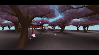 Tree Build Time Lapse - Roblox Studio