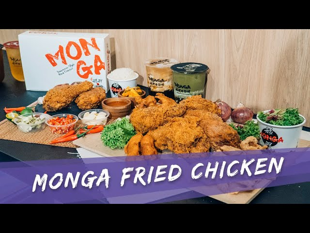 My Food Picks Ep.02 - Taiwanese Celebrity Nono's Monga Fried Chicken