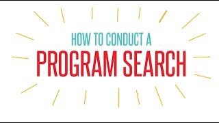 U of U Learning Abroad Online Program Search