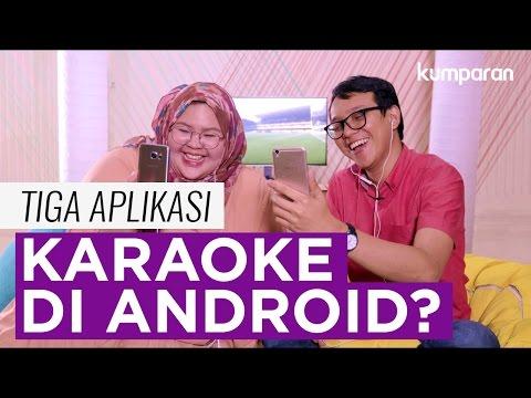 Tiga Aplikasi Karaoke Terbaik di Android