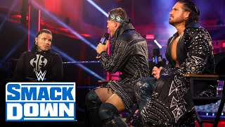 "The Miz provokes Jeff Hardy on ""Miz TV"": SmackDown, July 10, 2020"