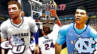 NCAA Basketball 10 | National Championship Game! ⛹🏽 | #1 GONZAGA vs #1 UNC Epic Showdown!!!