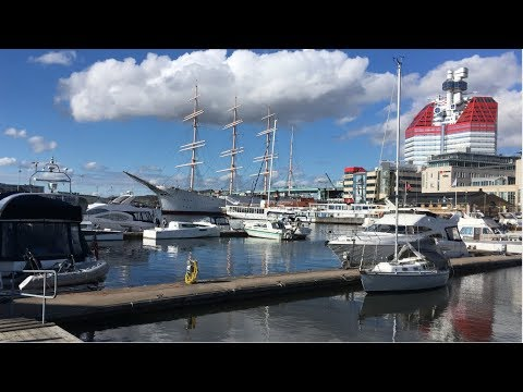 Exploring The City Of Gothenburg Sweden