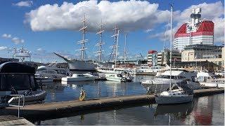 Exploring The City Of Gothenburg Sweden