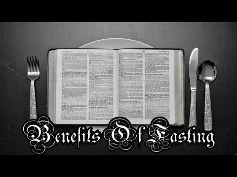 DANNY CASTLE - BENEFITS OF FASTING!