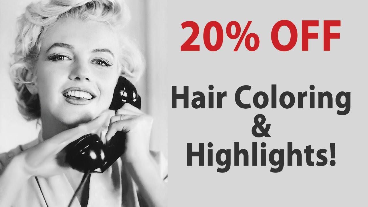 Hair Color Specialist Highlights Deals Dallas Texas Tx 817 514