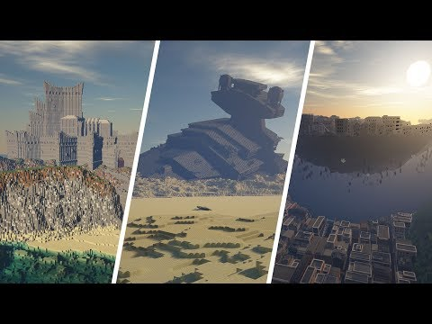 Revisiting All Of My Minecraft Builds