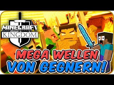 DIE STADT WIRD ANGEGRIFFEN! - Minecraft Kingdom 👑 #20