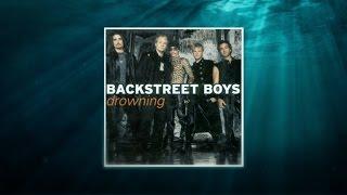 Backstreet Boys - Drowning (Lyrics) - Underwater HD Animation