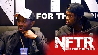 Krept & Konan - private plane, car crash, collabs, past issues and more [NFTR]