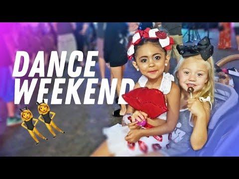 EVERLEIGH SURPRISES AVA AT DANCE NATIONALS! (BESTIE GOALS)
