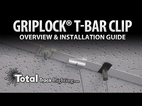 T Bar Clip Overview And Installation
