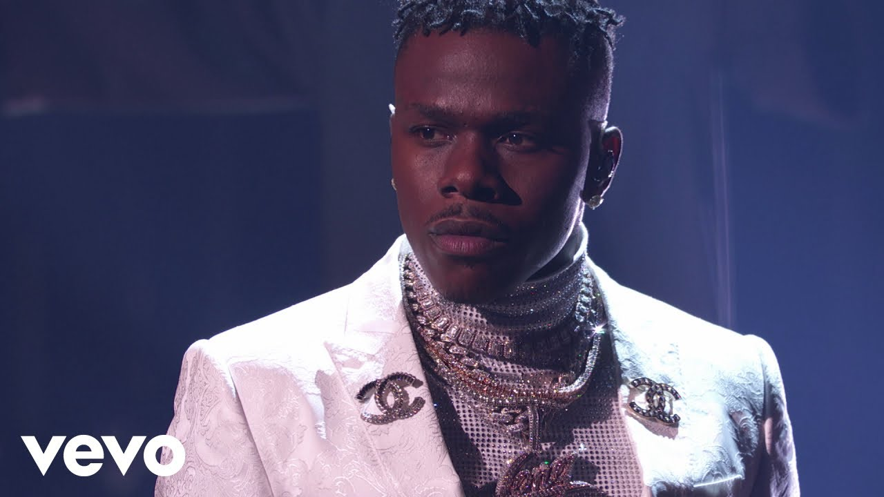 DaBaby - ROCKSTAR (Live From The 63rd GRAMMYs®/2021)