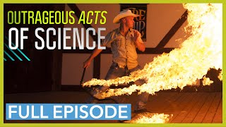 Outrageous Acts of Science: Homemade Heroes (S1, E1) | Full Episode