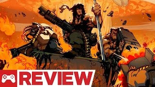 Broforce Review (Video Game Video Review)