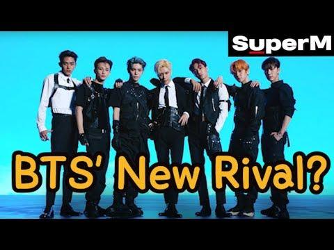 Can SuperM be Next BTS? KPOP Avengers?
